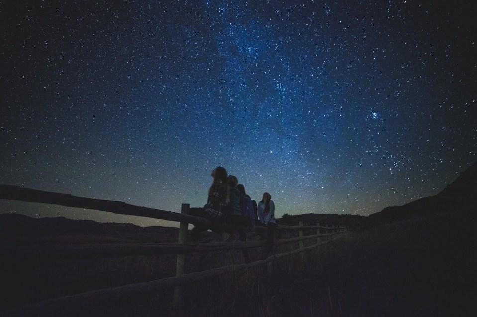 Cuándo observar estrellas