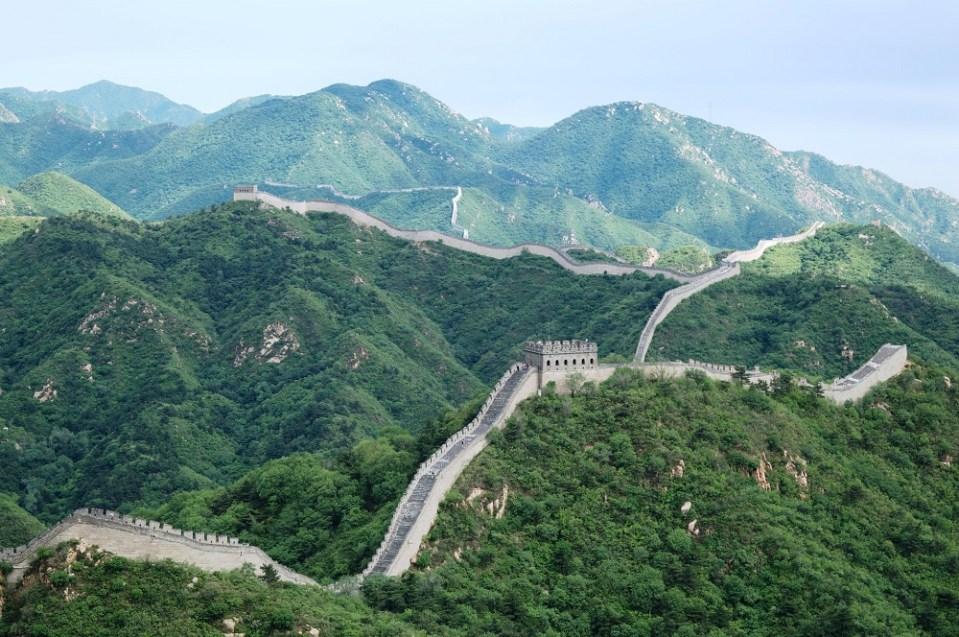 Visitar la Gran Muralla Chinas