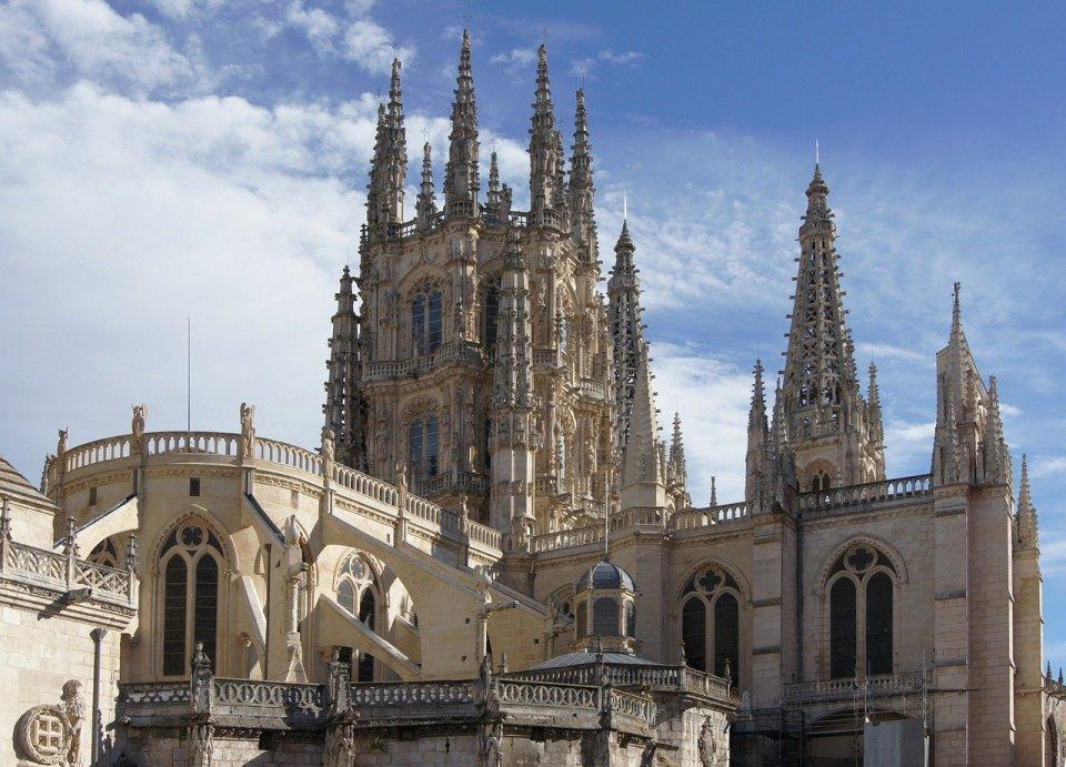 Sin duda alguna, la de Burgos es una belleza de catedral