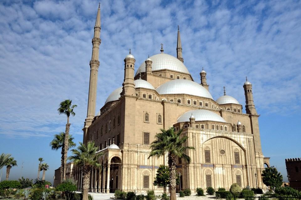 En tu viaje a El Cairo no dejes de visitar la mezquita de Alabastro