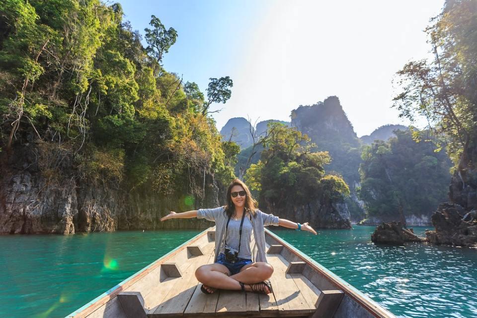 Viajar en solitario es una de las mejores formas de desconectar para conectar con uno mismo