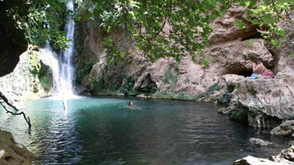 Cascádas de Huéznar, otra de las Rutas de senderismo por ríos en Andalucía
