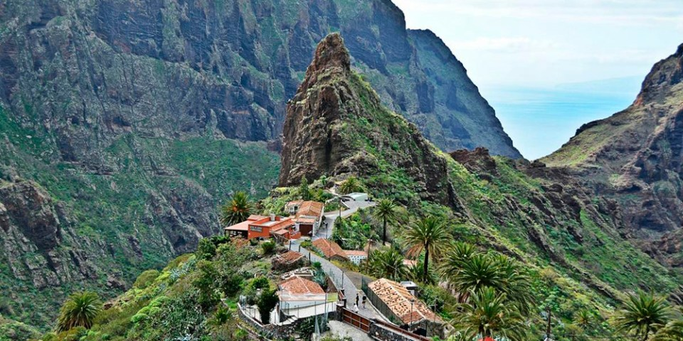Masca, Tenerife, Islas Canarias