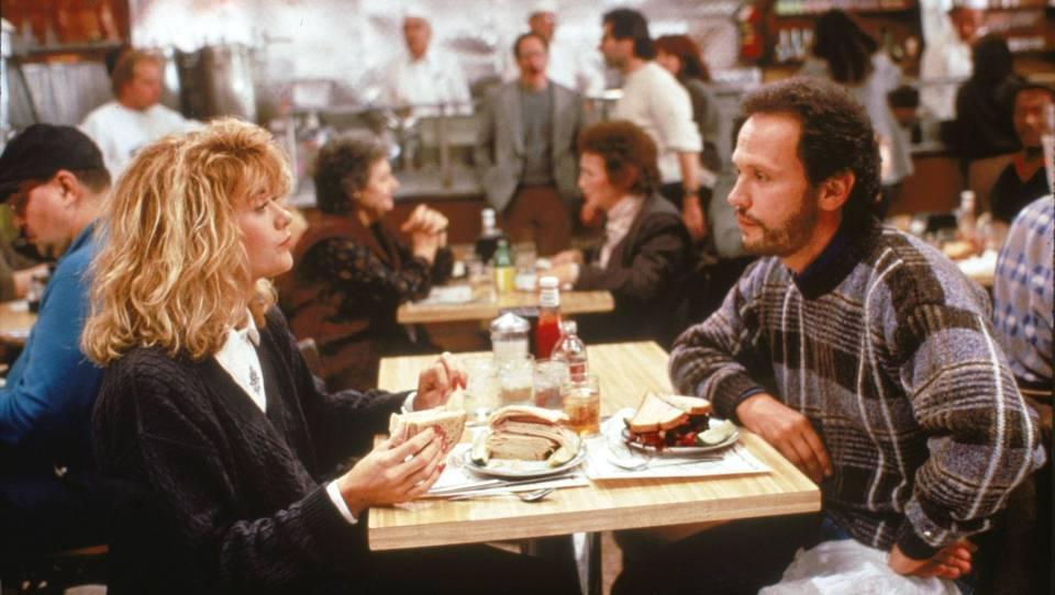 """Katz's es uno de los restaurantes que han aparecido en películas, concretamente en """"Cuando Harry encontró a Sally"""""""
