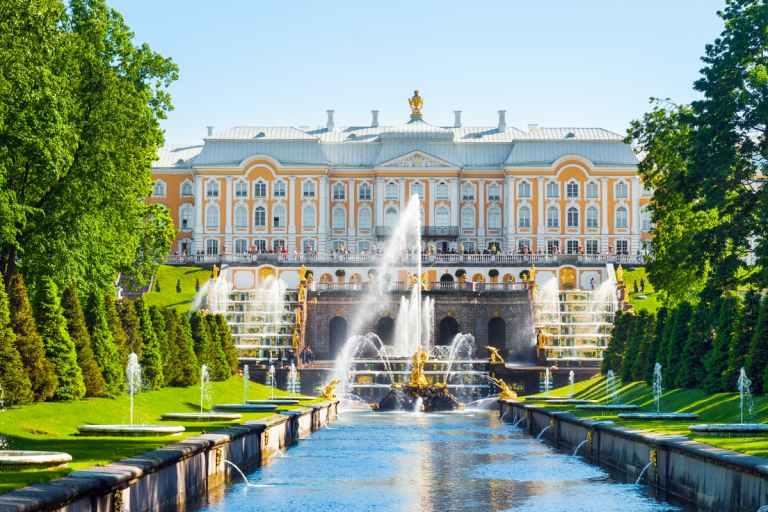 Palacio de Petershof