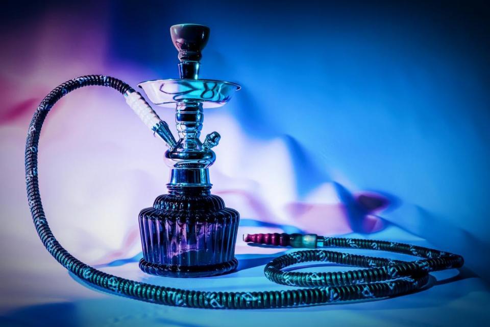 fumar shishas en Madrid