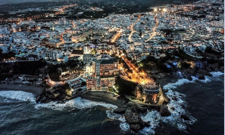 Nerja, pueblo que ver en Málaga