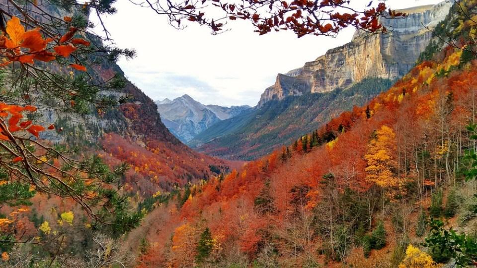 planes de otoño para desconectar en los Pirineos