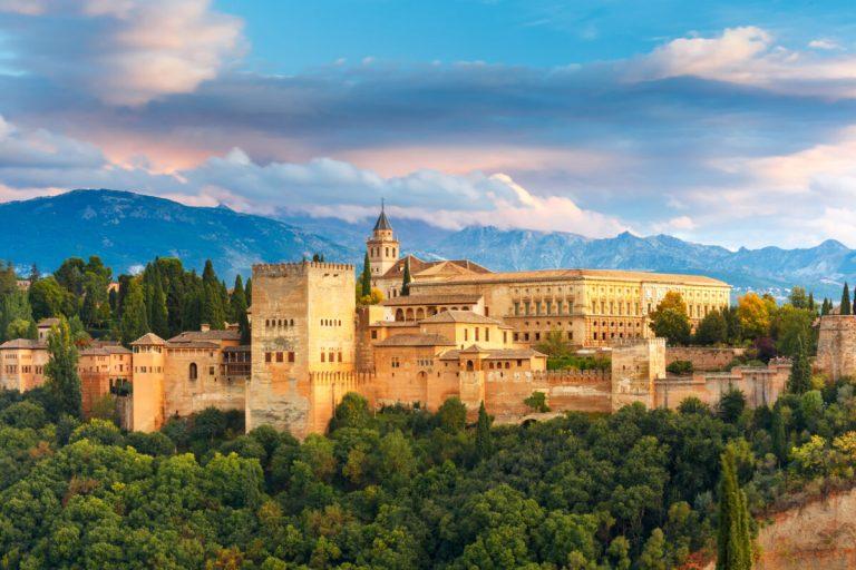 guía de la Alhambra de Granada