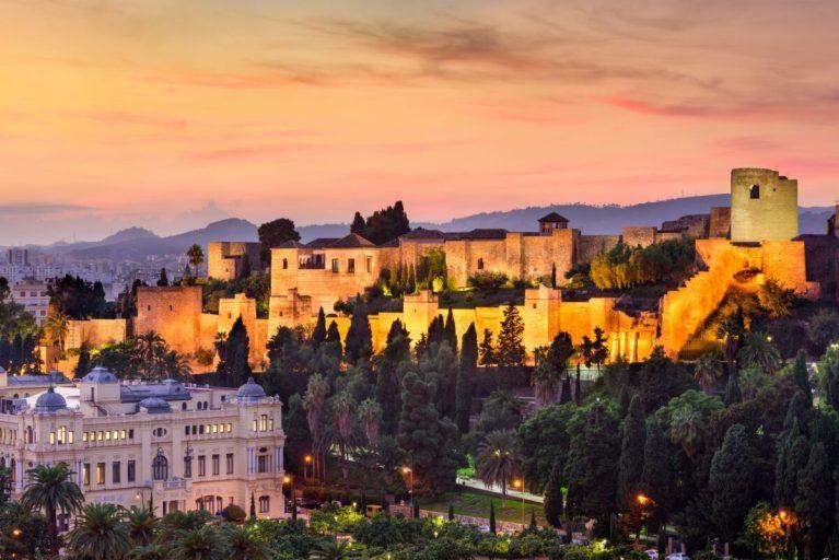 Castillos en Málaga