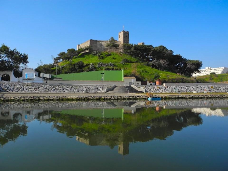 Castillo de Sohail, otro de los castillos en Málaga