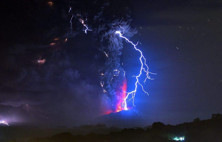 Fenómenos meteorológicos extraños del mundo