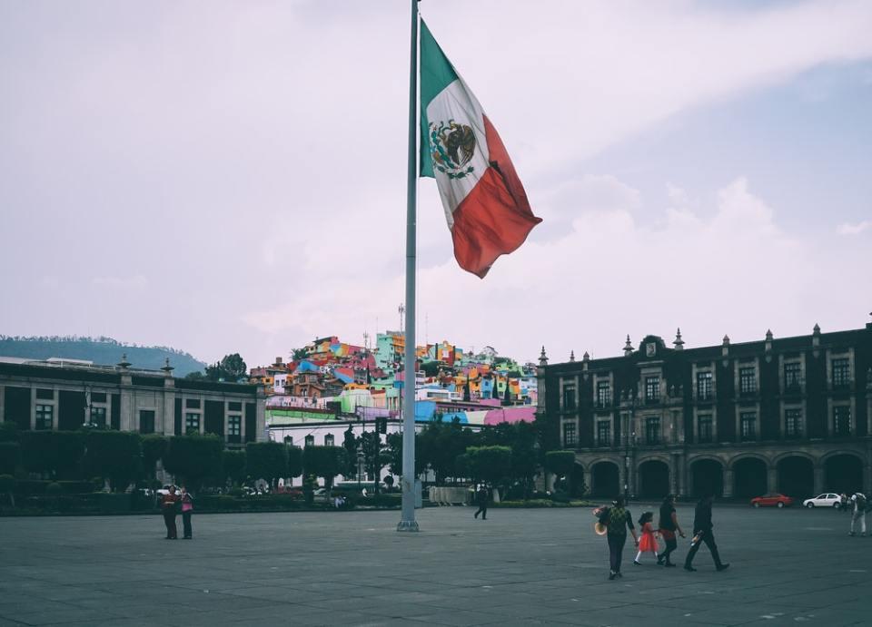 México significa el ombligo de la luna
