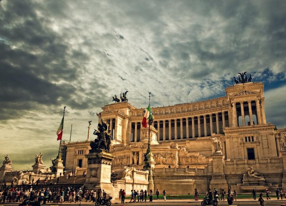 El nombre de Italia está cargado de significado