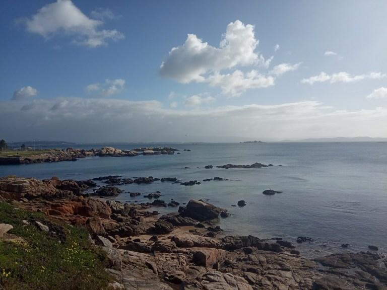 Coroso es uno de los mejores sitios para ir de camping en Galicia