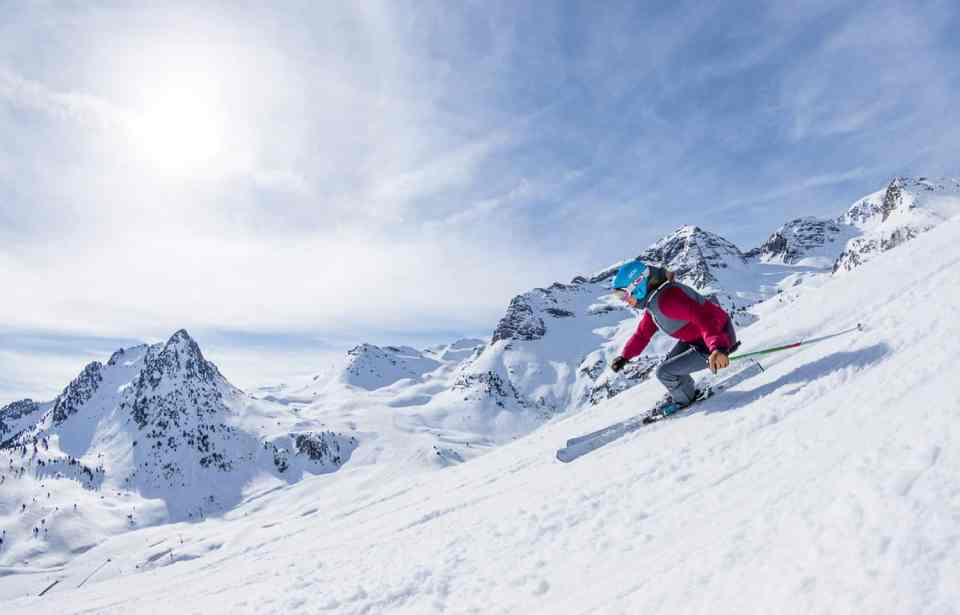 consejos para planificar un día en la nieve