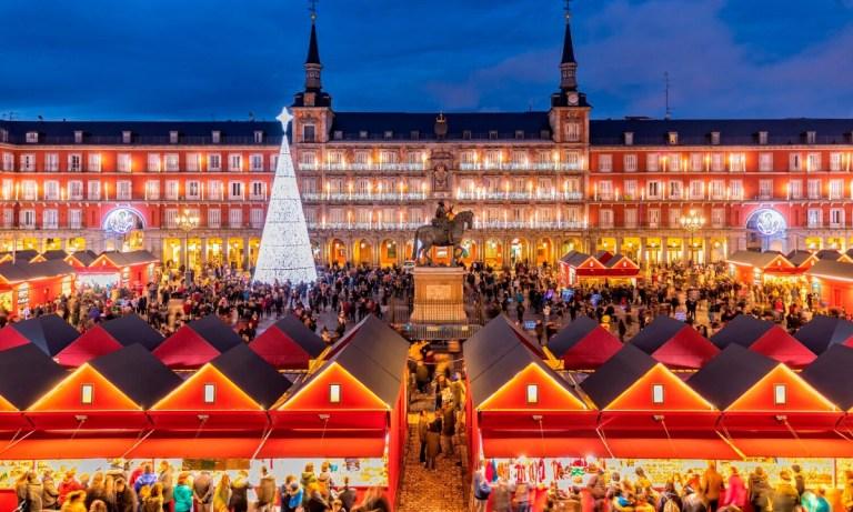 mejores luces navideñas de España