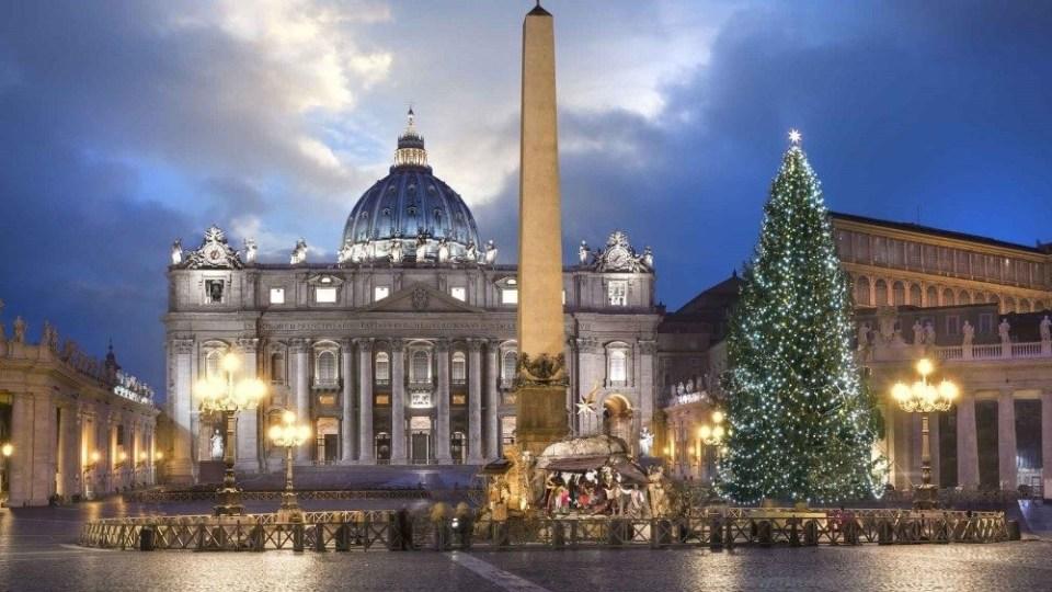 El Vaticano es una de las ciudades más emblemáticas para ir en Navidades