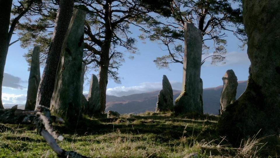 Craigh Na Dun Ruta Outlander en Escocia