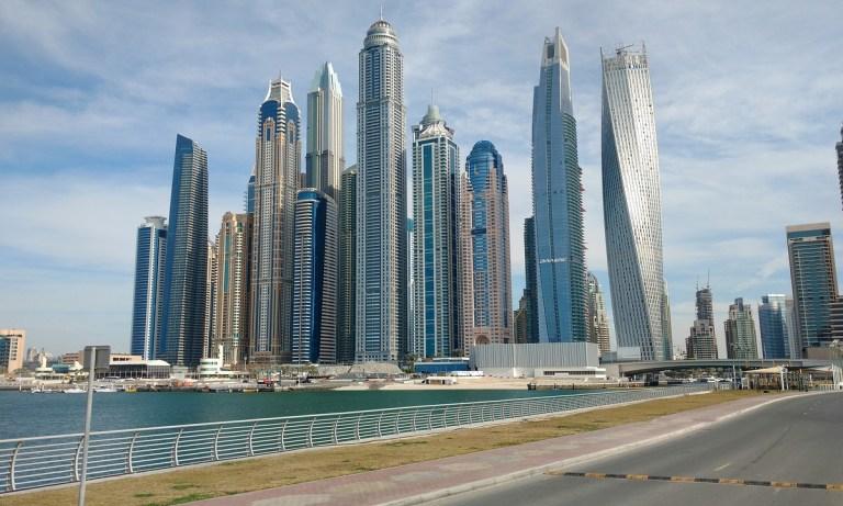 hoteles más lujosos en Dubai