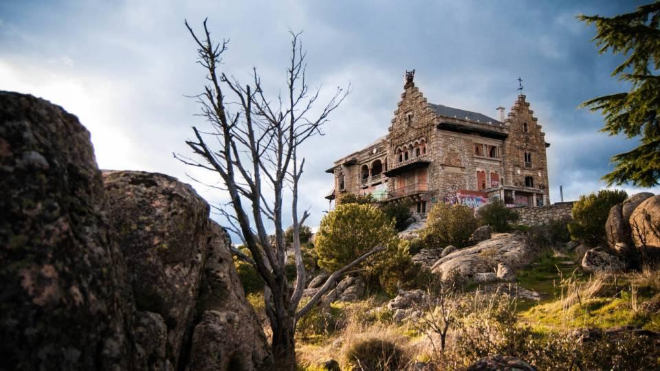 Palacio del Canto del Pico en Torreldones