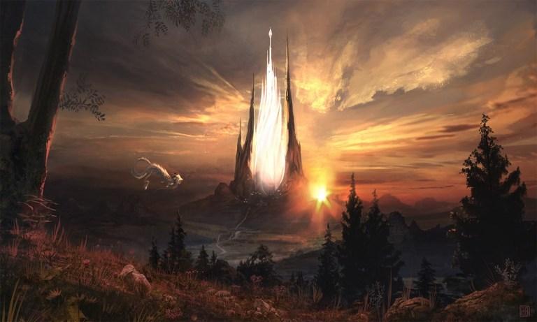 Fantasía, de Michael Ende es uno de los lugares a los que puedes viajar a través de los libros