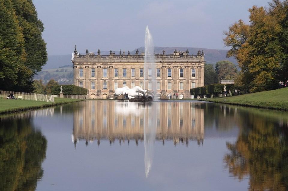 Puedes viajar a Pemberley, residencia del Señor Darcy, gracias a Orgullo y Prejuicio