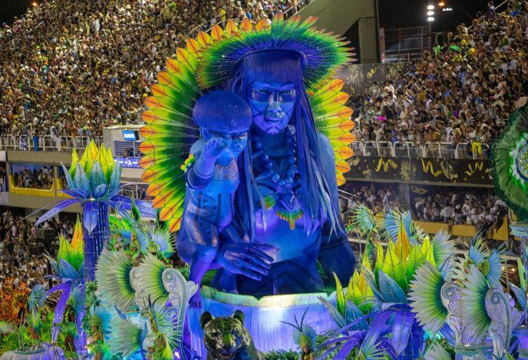 El carnaval de Río de Janeiro es el más grande pero también uno de los carnavales más antiguos del mundo