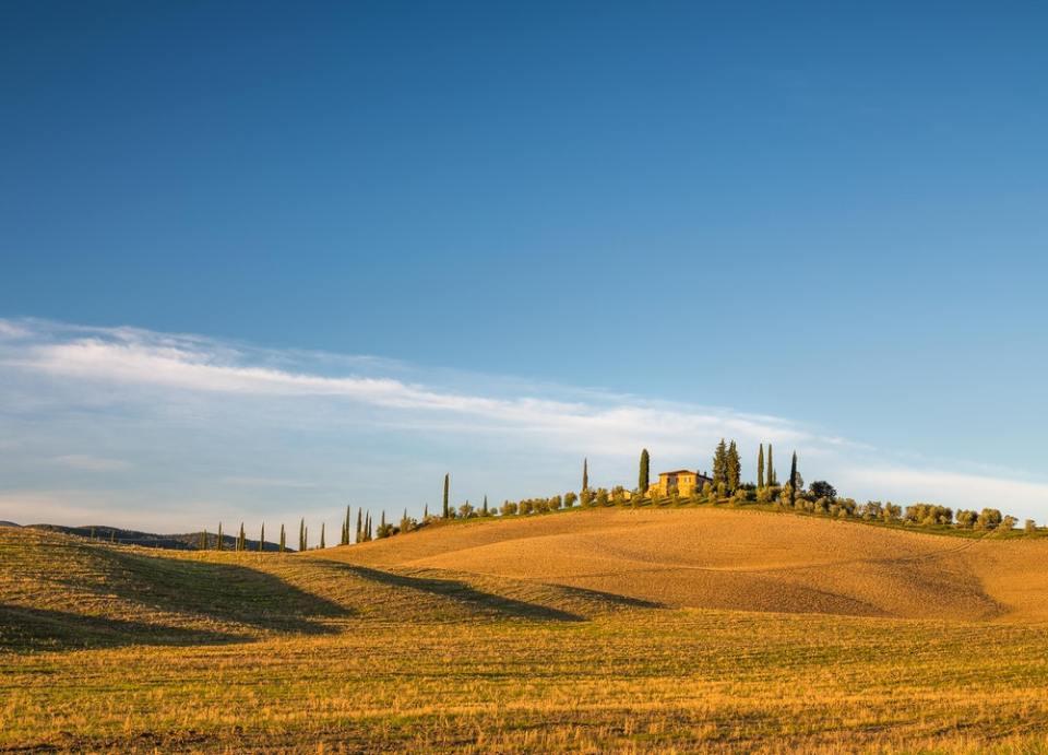 Para los amantes de lo clásico: la toscana italiana