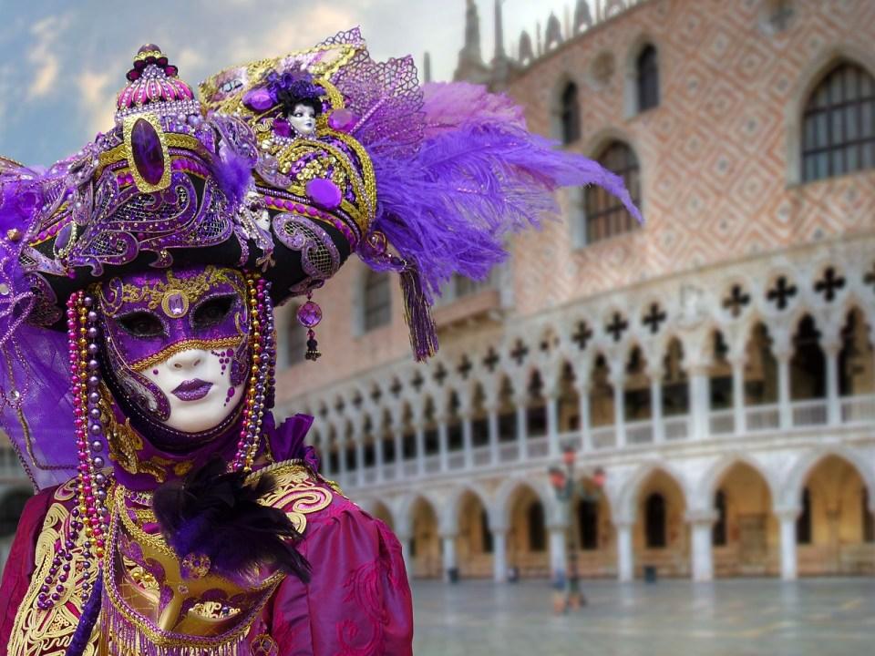 El de Venecia es uno de los carnavales más antiguos del mundo