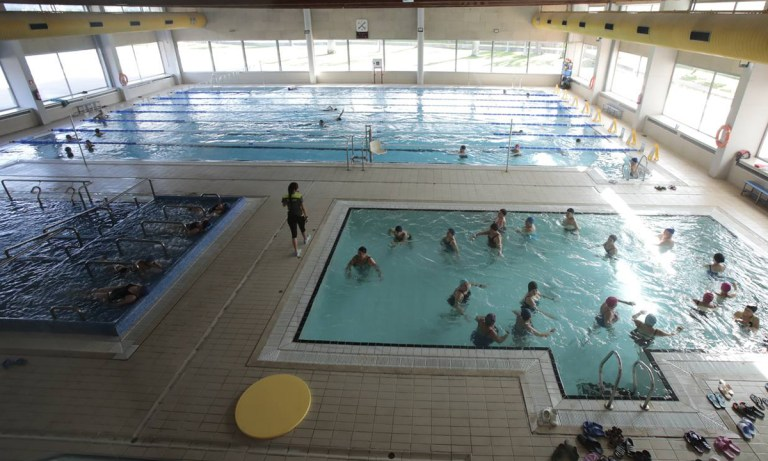 Mejores piscinas cubiertas en Sevilla