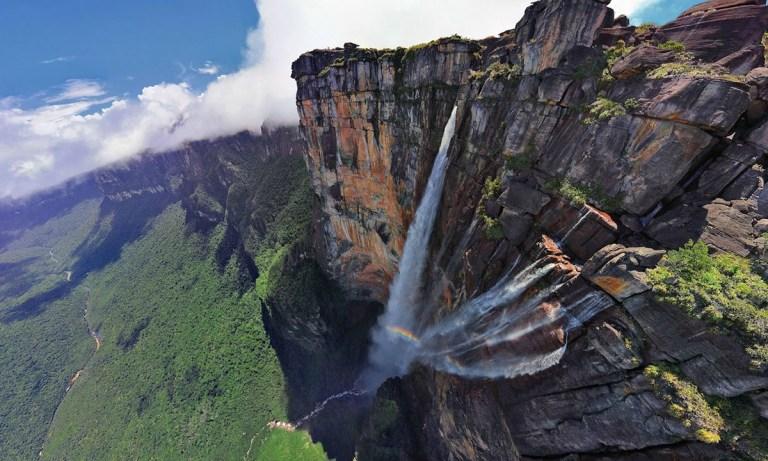 Lugares más buscados de interés turístico en Venezuela