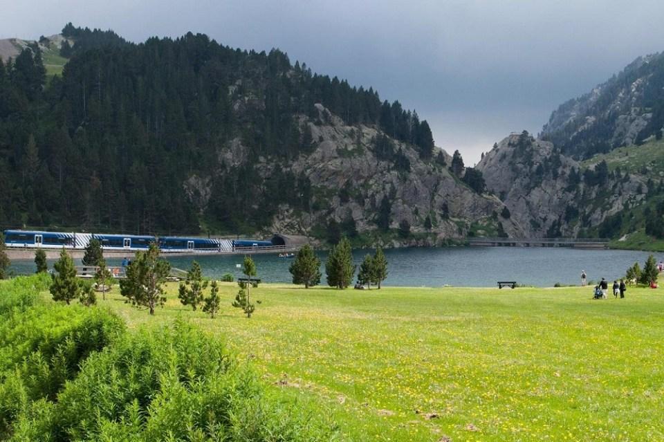 Olot y los Pirineos