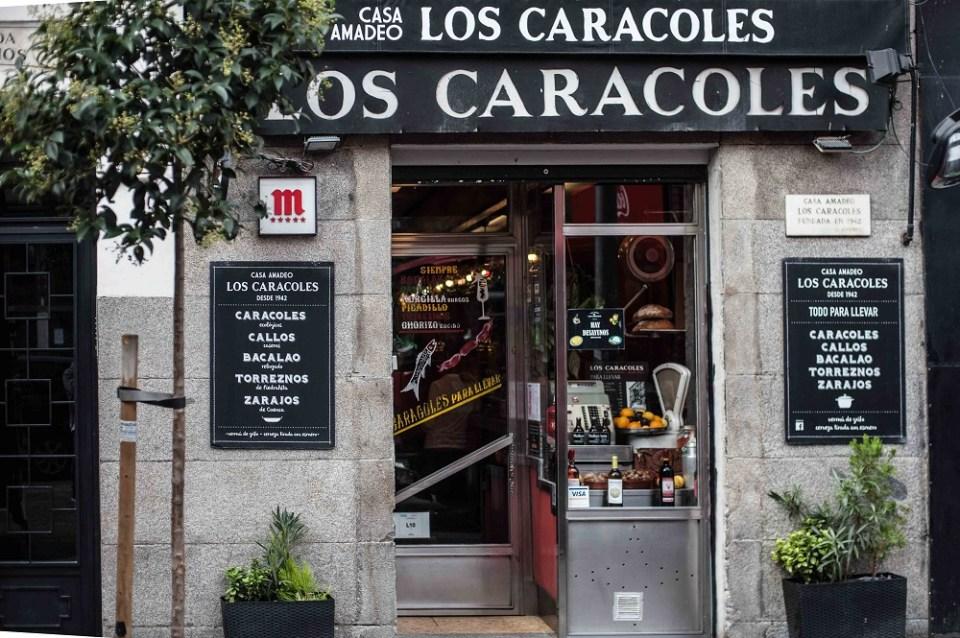 """Casa Amadeo """"Los Caracoles"""""""