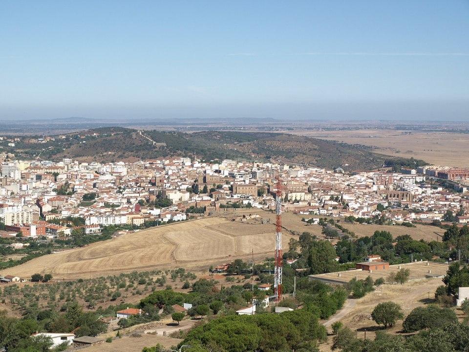 La ermita de la Montaña ofrece vistas espectaculares de la ciudad