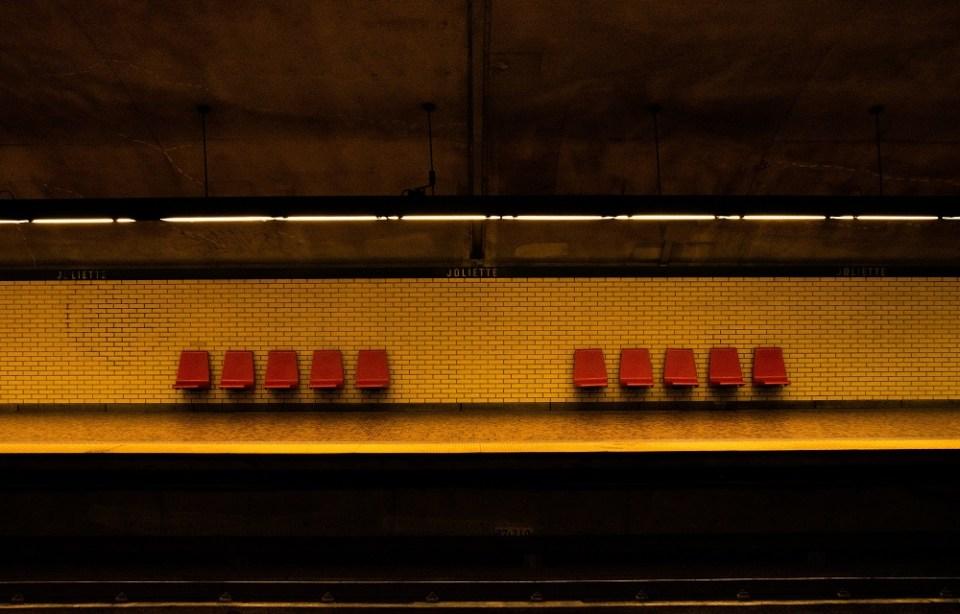 estaciones de metro fantasma