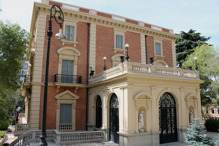 El Museo Lázaro Galdiano es uno de los museos secretos de Madrid