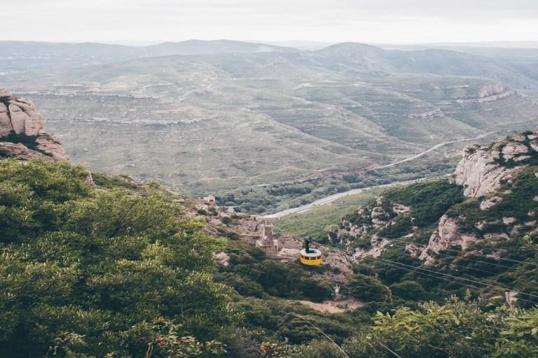 rutas de senderismo en Barcelona