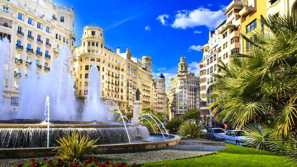 hoteles baratos Valencia