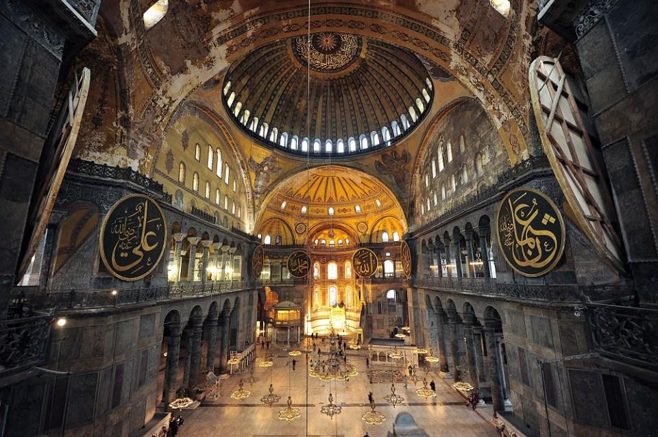 Catedral Santa Sofia Estambul