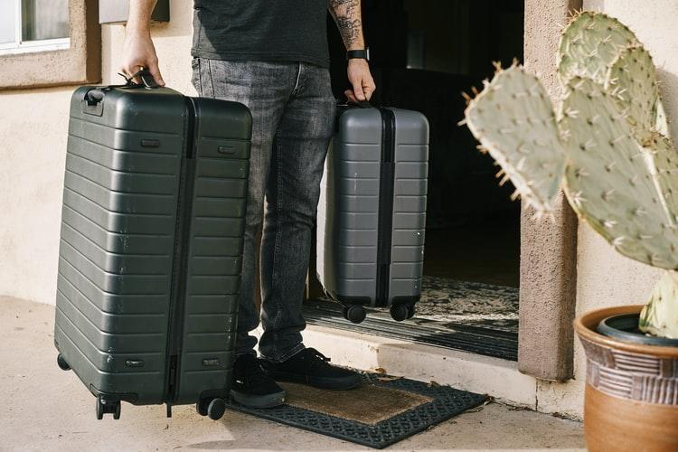 maleta vacaciones