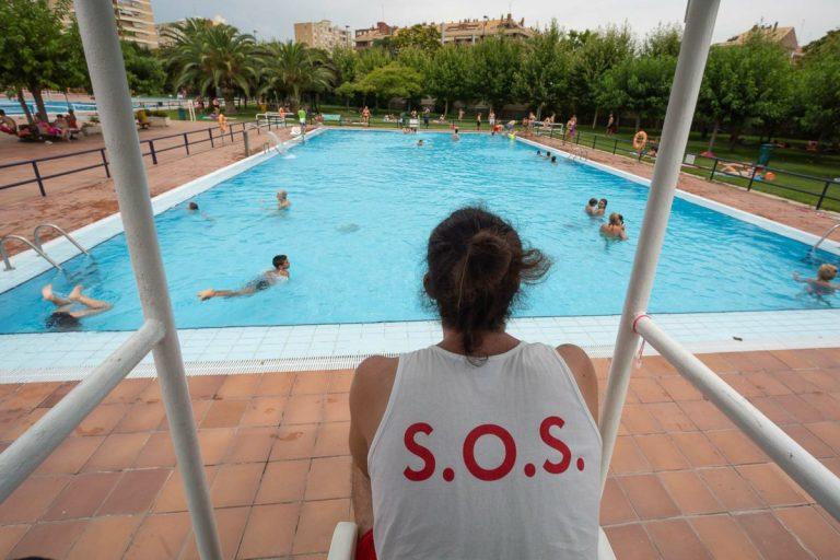 piscinas municipales Zaragoza