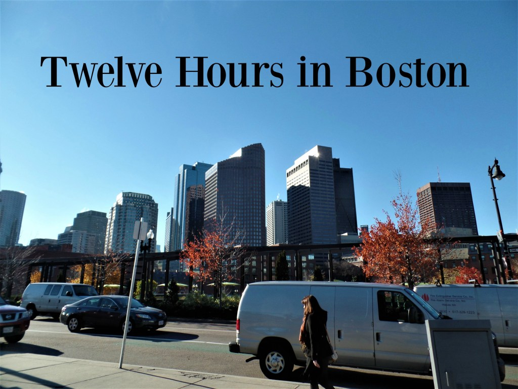 Twelve Hours in Boston
