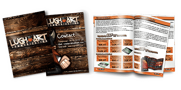 Brochure LUGHART