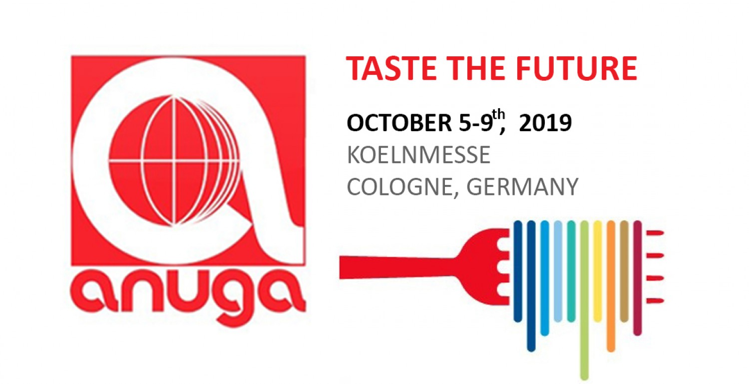 Incontriamoci all'Anuga 2019