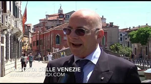 La costa delle Venezie per la TV