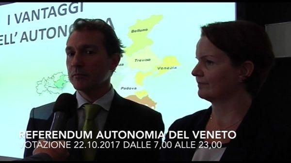 Referendum per l'Autonomia del Veneto del 22 ottobre 2017 – seconda puntata