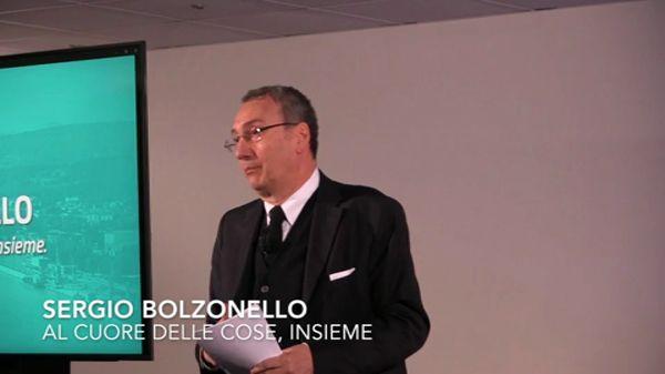 Sergio Bolzanello – al cuore delle cose, insieme