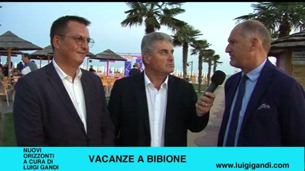 Vacanze a Bibione – puntata 47 – Interviste al Sindaco di Grado e di San Michele al Tagliamento