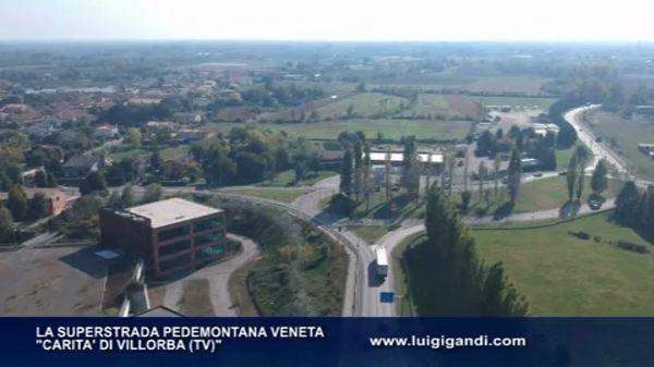 La Superstada Pedemontana Veneta – Carita' di Villorba – Treviso